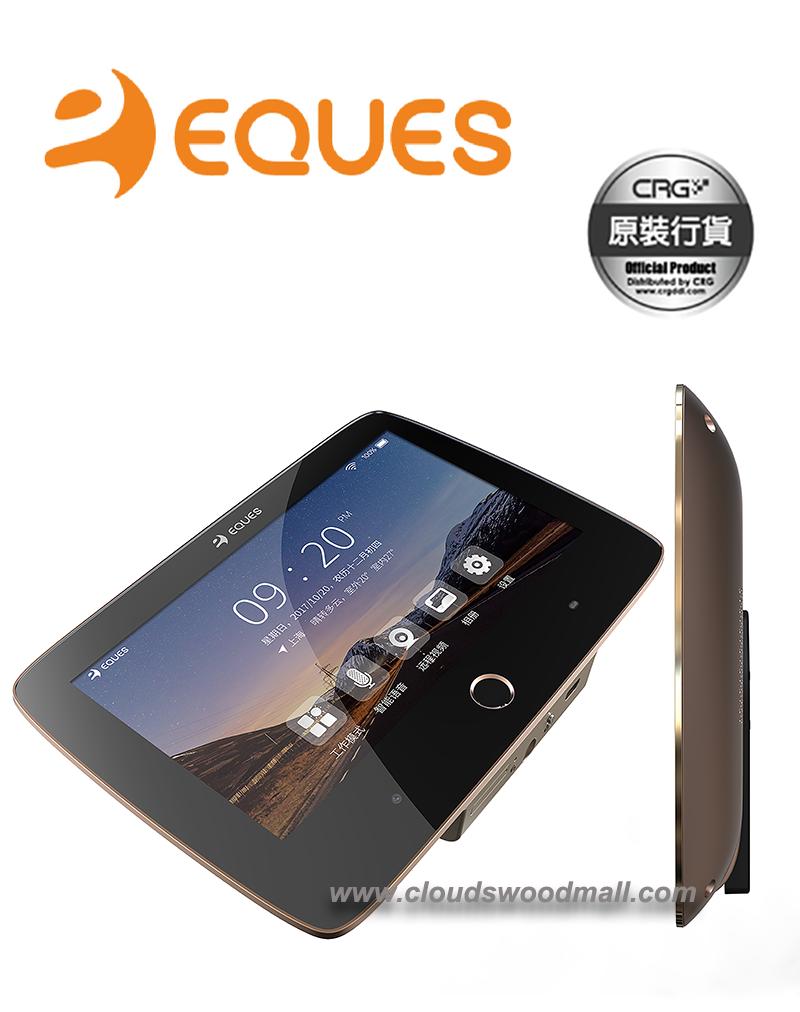EQUES VEIU Pro Digital Door Viewer (Dual Camera)