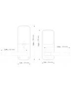 Lockly PGD628F 4-in-1 Smart Door Lock