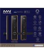 Metalware MW-380 3-in-1 Smart Door Lock