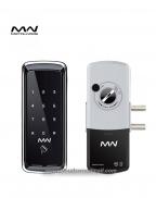 Metalware MW-G32 2-in-1 Smart Glass Lock