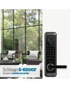 Schlage S-6500F 4-in-1 Smart Door Lock