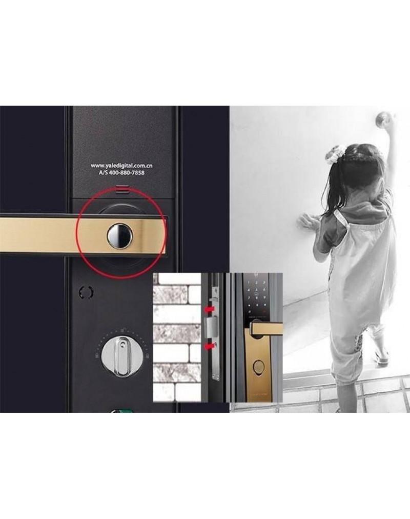 Yale YDM7216 5-in-1 Smart Door Lock