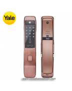 Yale YMI70 5-in-1 Push-Pull Smart Door Lock